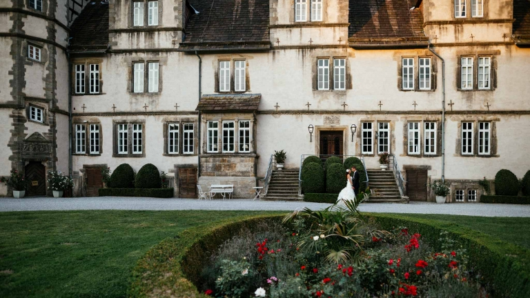 Schloss Wendlinghausen Hochzeit - Hochzeit auf Schloss Wendlinghausen