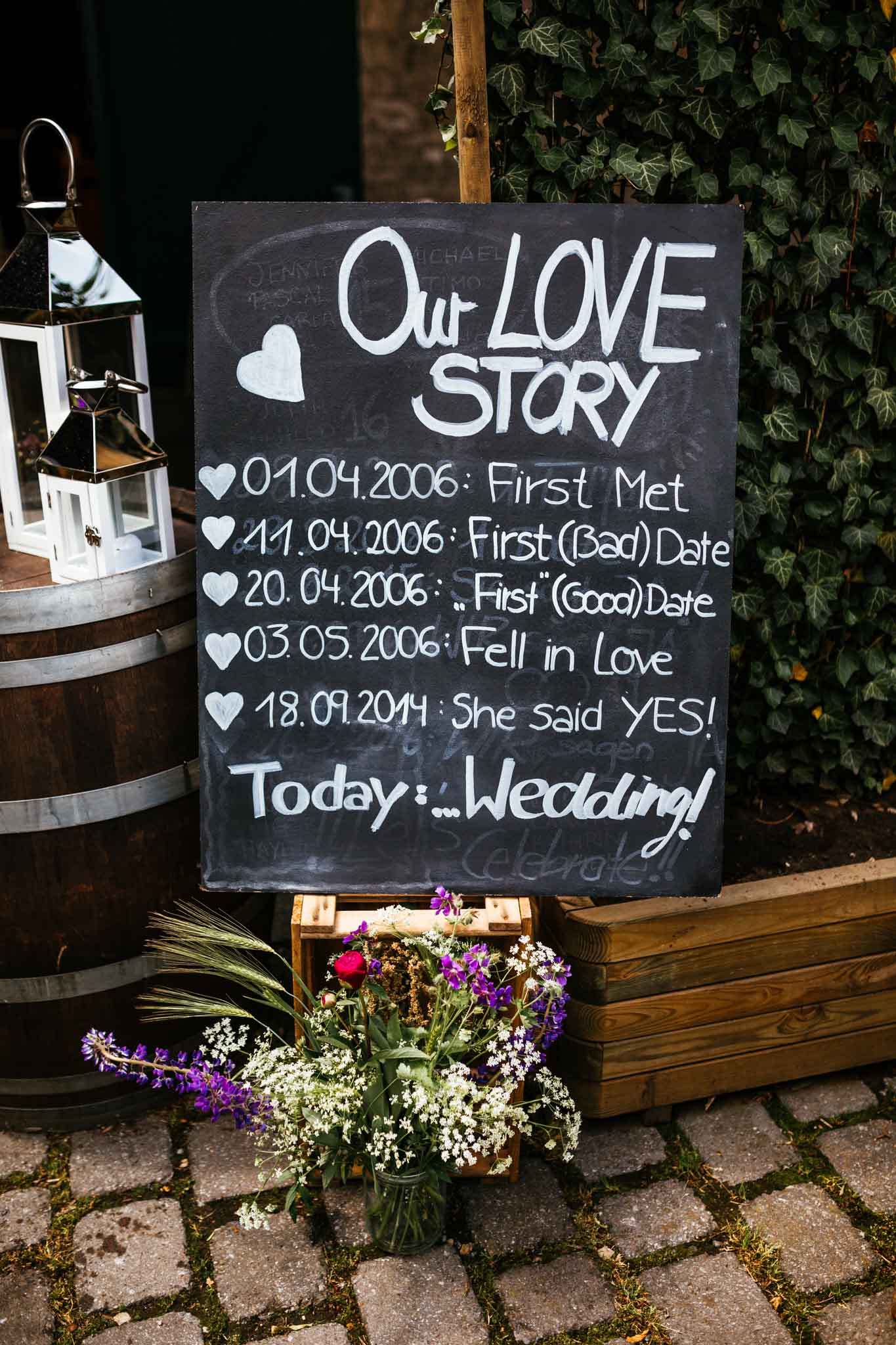 Hochzeit auf Hof Steffen in Bielefeld - Fotograf Hof Steffen