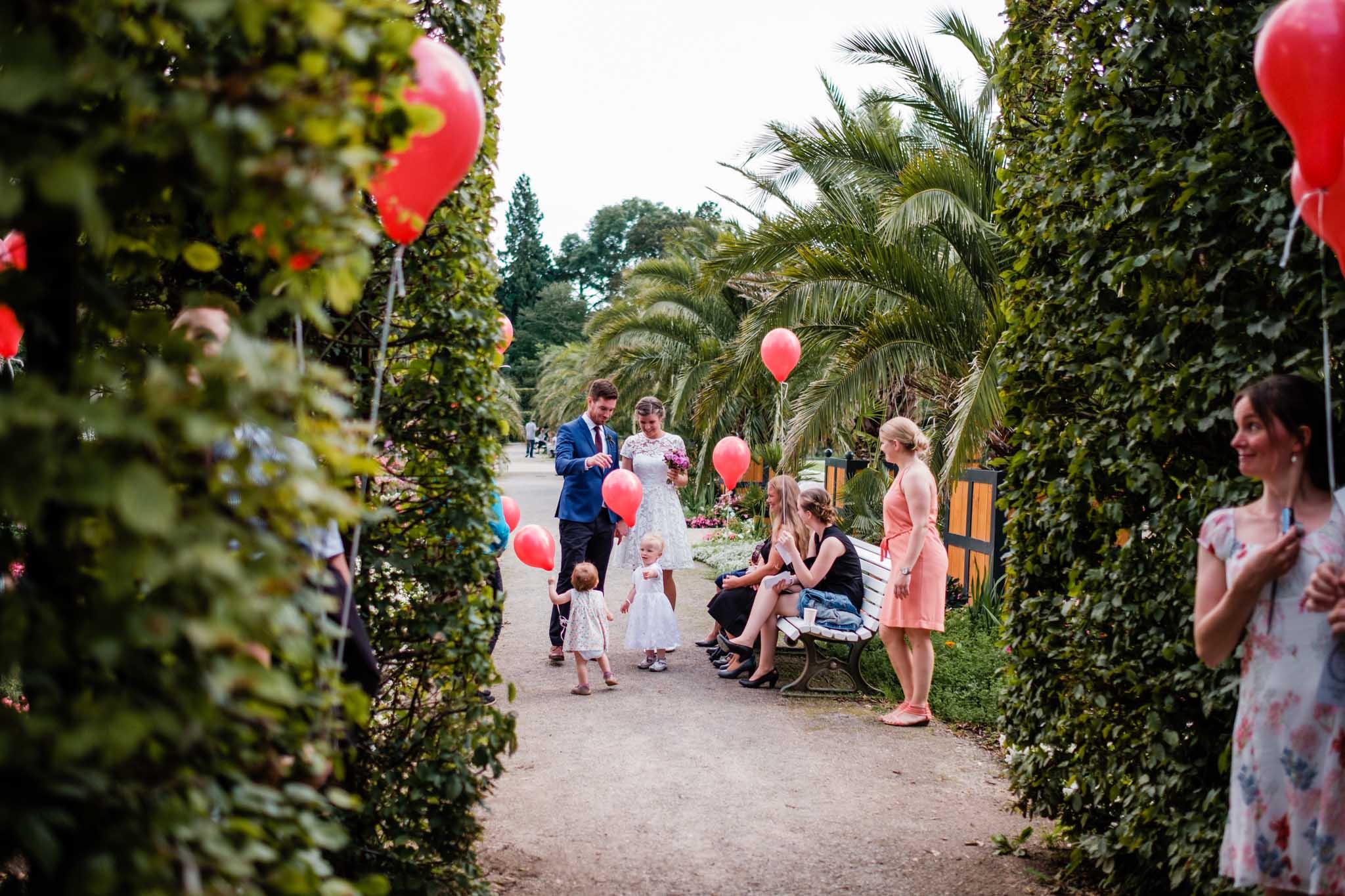 Hochzeit Schloss Bad Pyrmont - Hochzeitsfotograf OWL