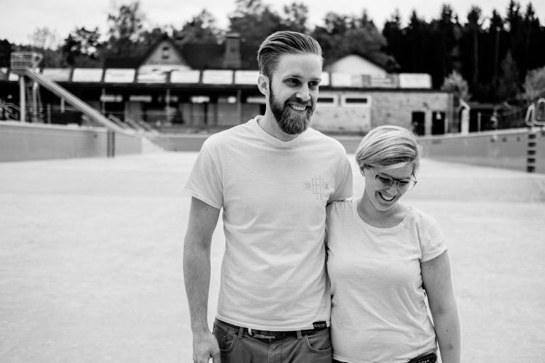 Verlobungsshooting Detmold - Verlobungsshooting in Bielefeld