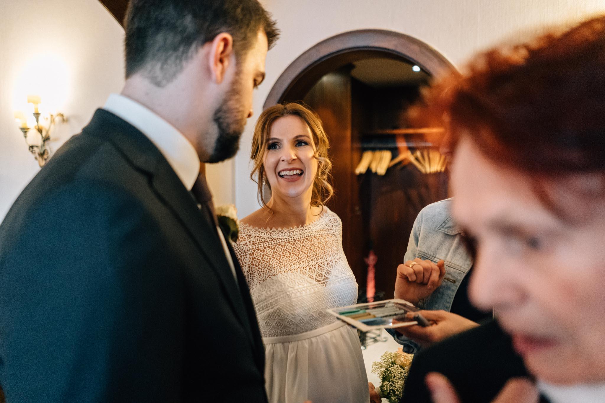 Hochzeit Alter Krug Helpup, Feier Alter Krug Helpup