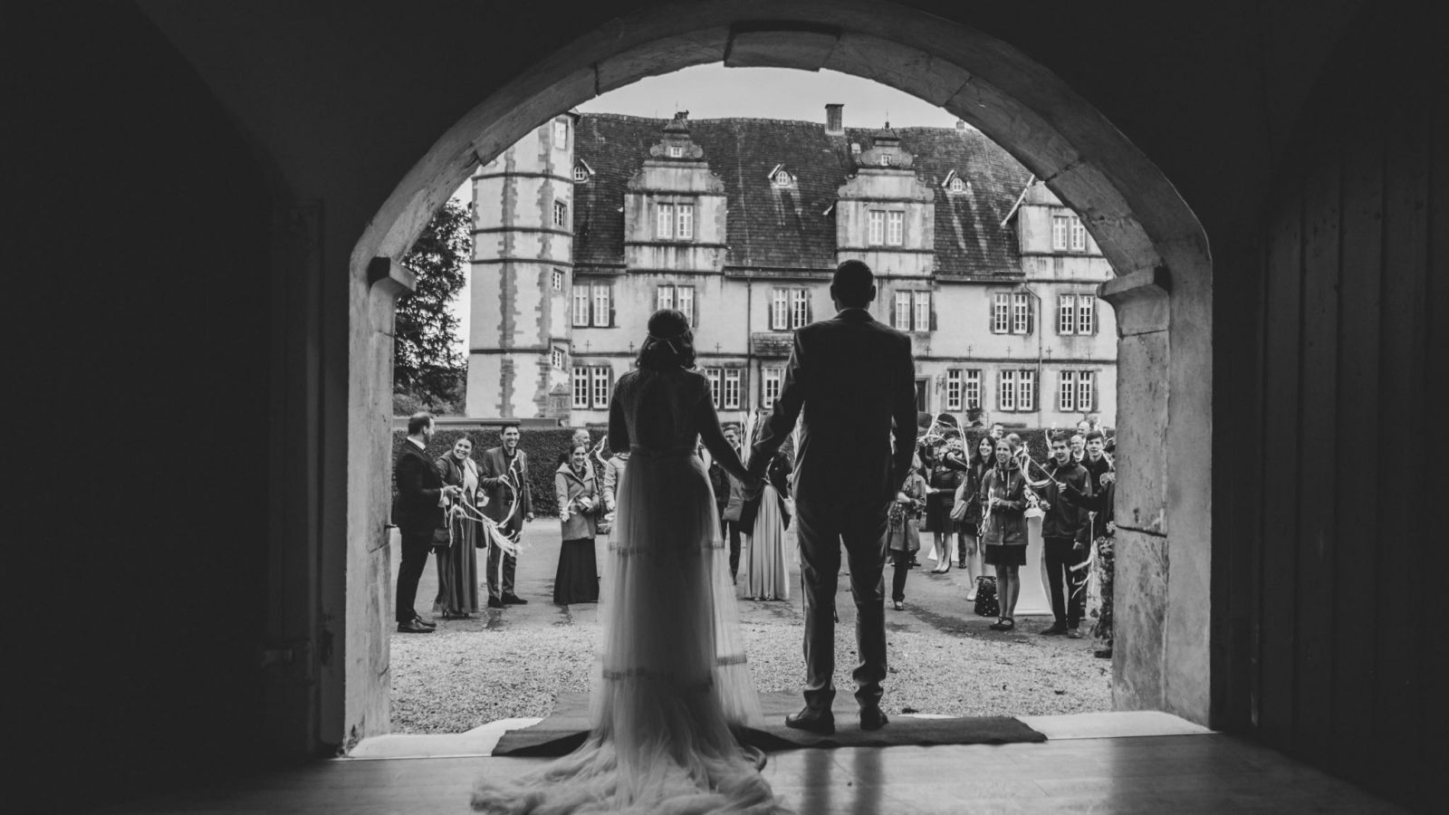 Heiraten Schloss Wendlinghausen Dörentrup